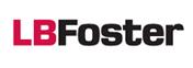 company logo - LB Foster